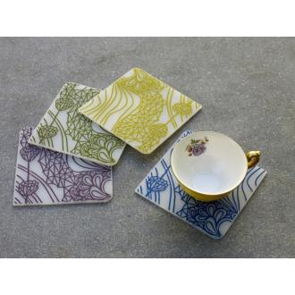 Modern-twist Coaster Notz - Flora