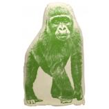 Fauna Pico Pillows - Gorilla